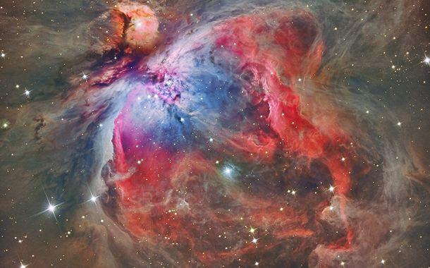 Orion Nebula Video
