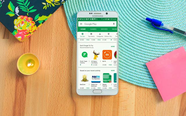 Play Store 8.8.12 Version