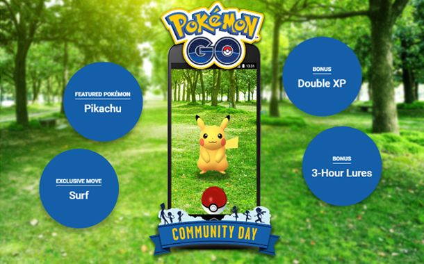 Pokemon Community Day