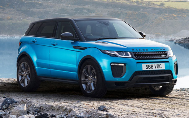 Range Rover Evoque Landmark 2018 Edition Launched In India