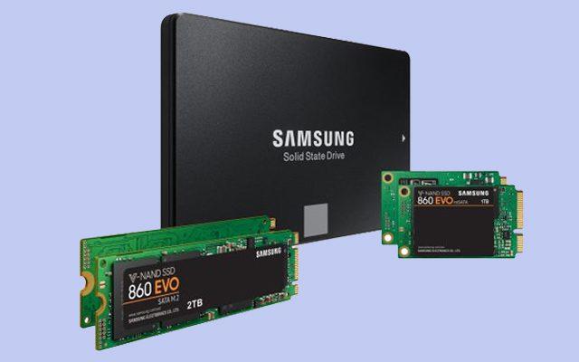 Samsung SATA