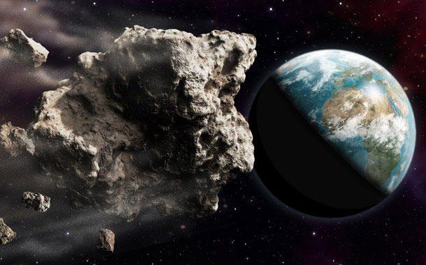 Skyscraper Sized Asteroid