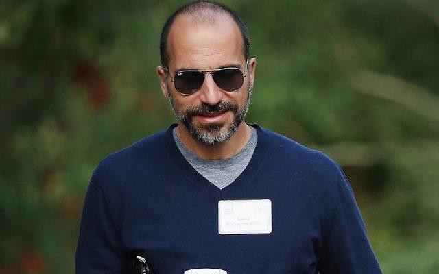 Uber CEO Visit