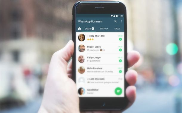 Whatsapp's new feature let users to switch from voice to video call