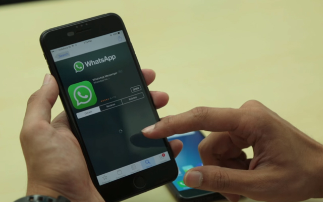 Whatsapp iOS Version 2.18.20