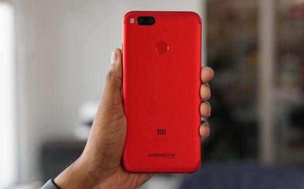 Xiaomi Mi A1 Update