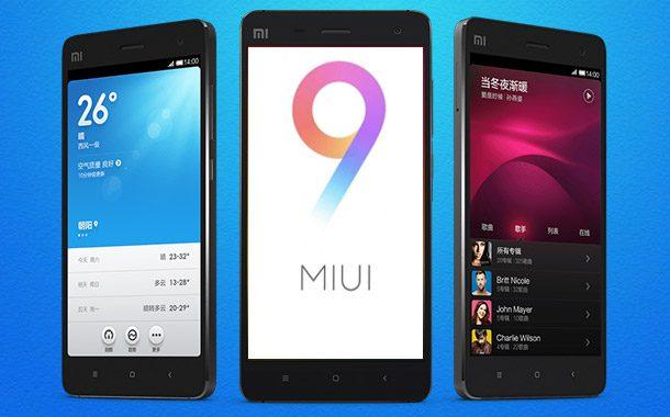 Xiaomi MIUI 9.2