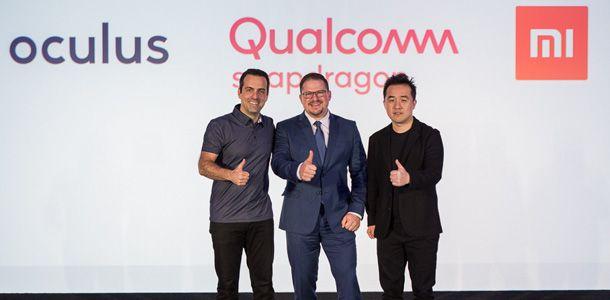 Xiaomi Oculus Partnership