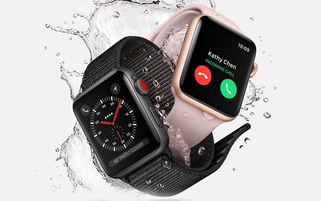 Apple Watch 3 Version