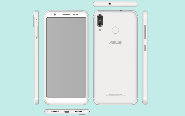ASUS ZenFone 5 with dual cameras and 18:9 display surfaces online