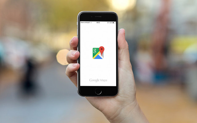 Google Maps for iOS Gains Real-Time Commute Info and Places Around You