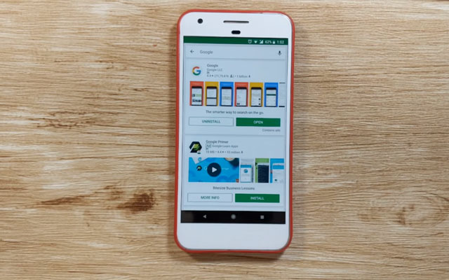 Google Play Store v9.0.15 APK Update Available to Downlaod: Google Testing New Search UI