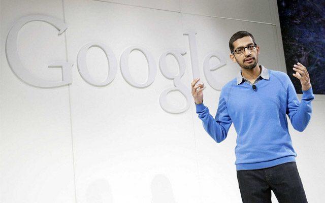 Google Sue