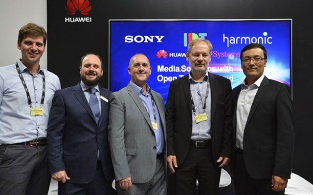 Huawei Media Cloud Solution
