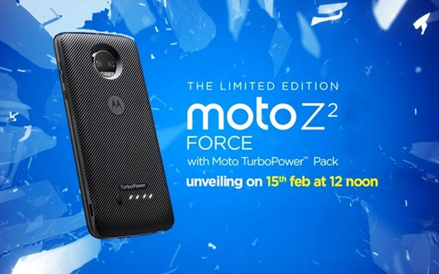 Motorola Z2 Force