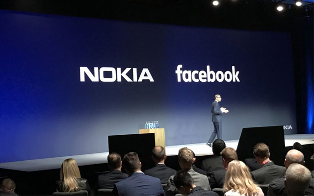 Nokia Facebook Wireless Services
