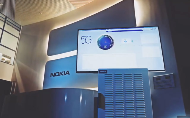 Nokia Qualcomm 5G
