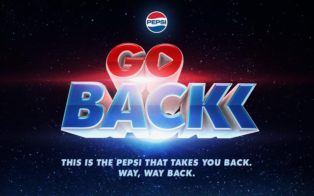 Pepsi TV Commercial