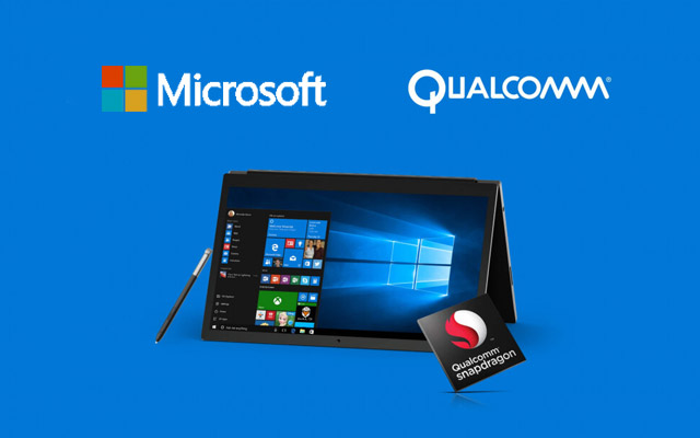 Qualcomm Microsoft Collaboration
