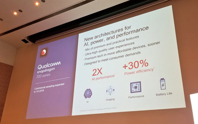 Qualcomm Snapdragon 700