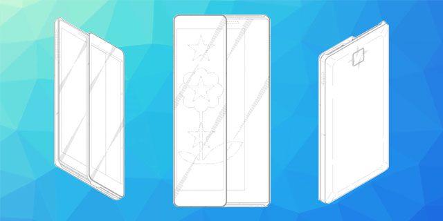 Samsung Dual Touchscreen