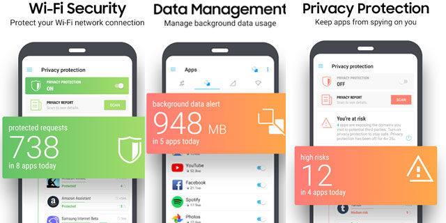 Samsung Introduces New Data Saving and Privacy Protection App : Samsung Max