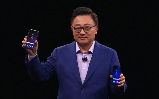 Samsung MWC 2018