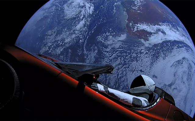 Elon Musk's Tesla Roadster 'will be destroyed within a year'