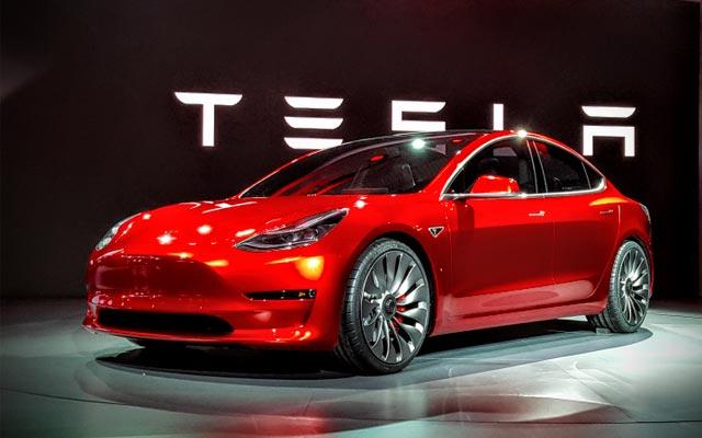 Tesla Model 3 Reservation