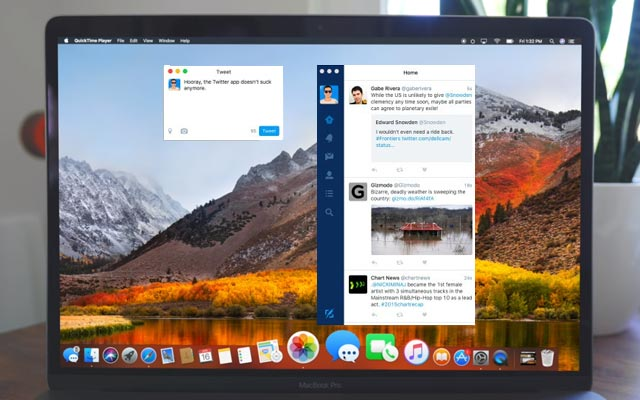 Twitter parts way with its unpopular Mac desktop app