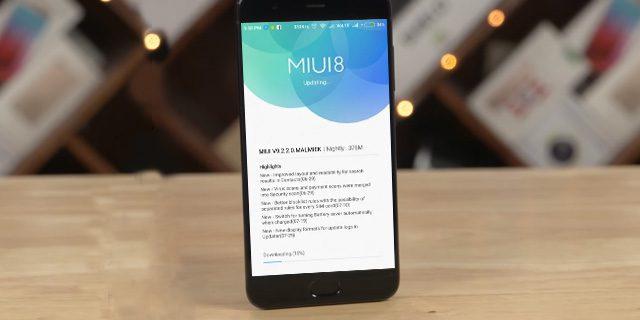 Xiaomi MIUI 9.2 Update