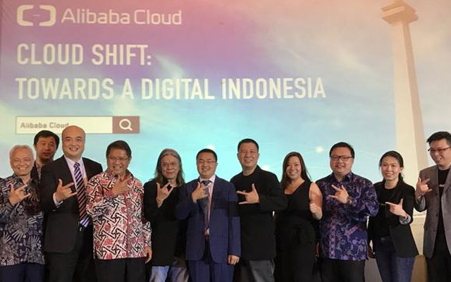 Alibaba Indonesia Data Centre