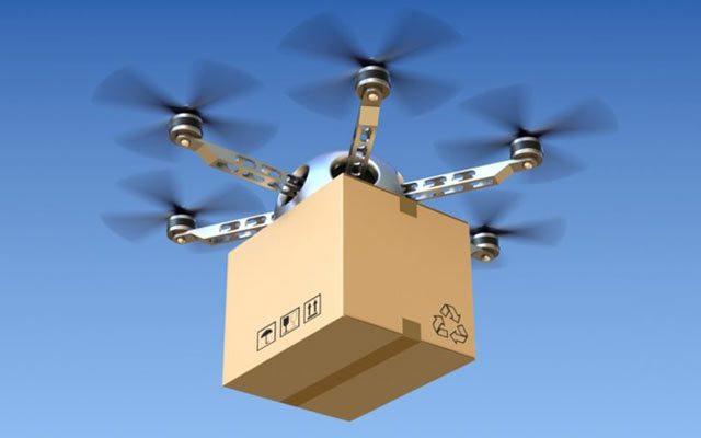 Amazon Style Drone