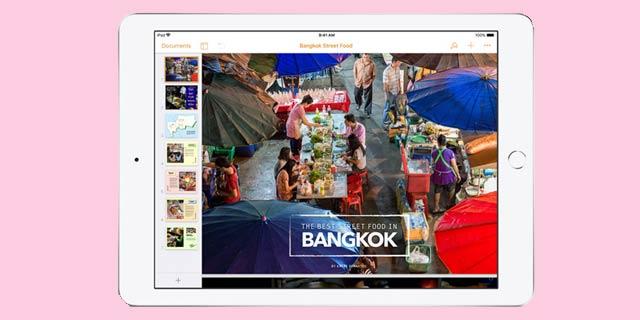 Apple iWork Suite
