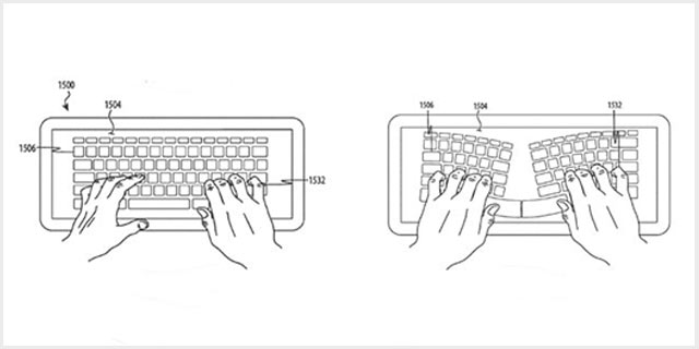 Apple Keyboard Reinvention