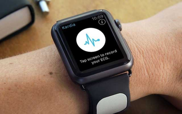 Apple Watch Hyperkalemia
