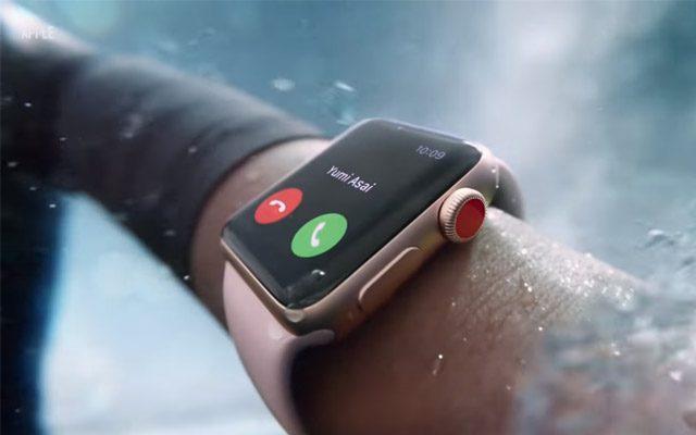 Apple Watch Virtual SIM