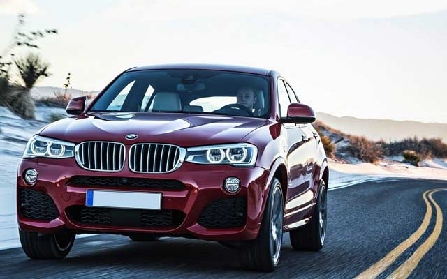 BMW X4 M40i M Performance