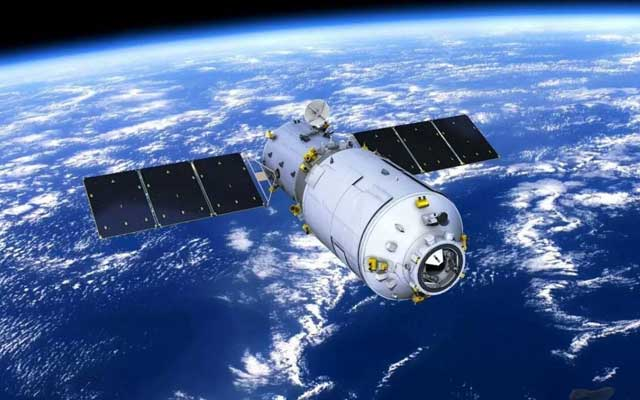 Scientists have calculated where the unmanaged collapse of the Chinese space station