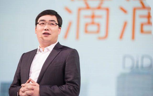 Didi Chuxing Partners Baic