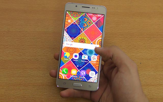 Galaxy J5 Security Patch