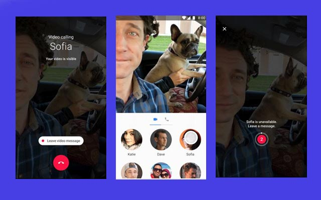 Google Duo on iOS Now Lets You 'Leave a Video Message'