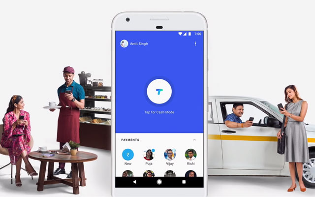 Google Tez Chat Feature