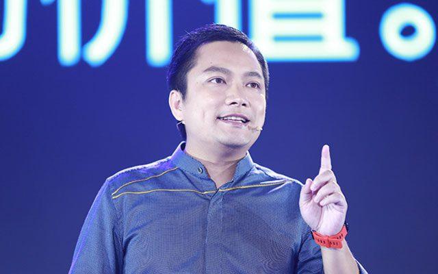 Huawei CEO Huang Wang