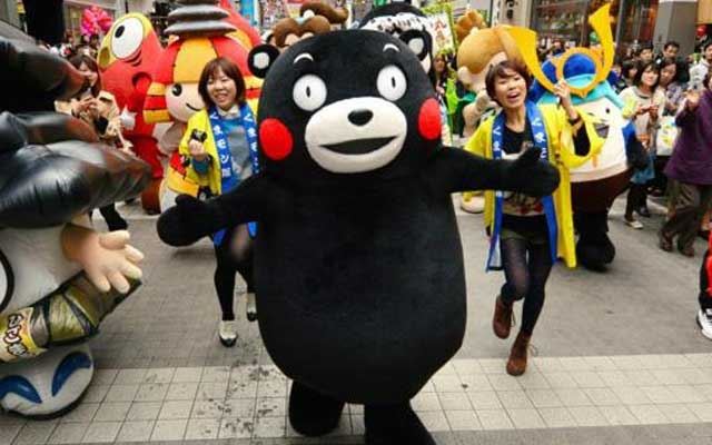 Meizu E3 Kumamon