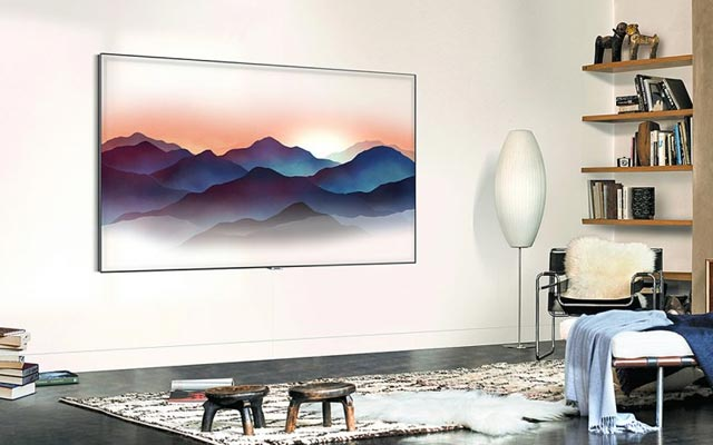 Samsung New QLED TV