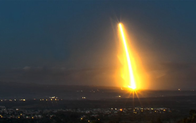 SpaceX lands $290 million contract to launch satellites for US Air Force