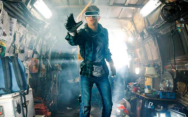 Speilberg Ready Player One