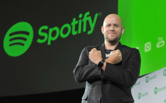 Spotify to List Stock April 3 Without Roadshow, Media Interviews