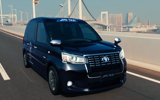 Toyota Taxi Dispatch Support